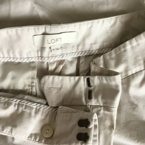 LOFT Pants - LOFT khakis