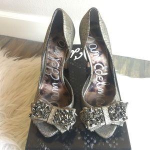 Sam Edelman Shoes - Sam Edelman Bow Heels 👠
