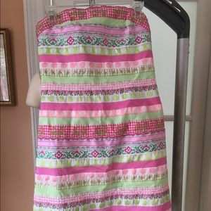 Lilly Pulitzer Tube Dress