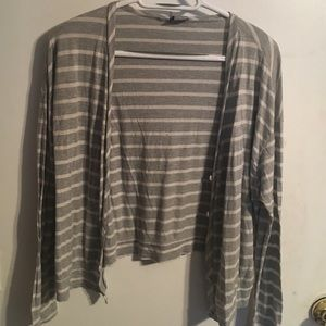 Sparkle & Fade UO Light Striped Cardigan!
