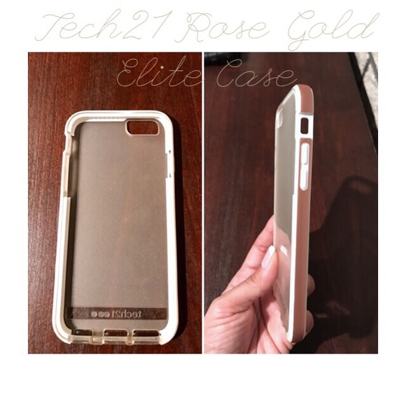 tech 21 rose gold coque iphone 6