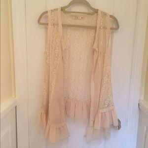 Millau Jackets & Blazers - Lace Vest