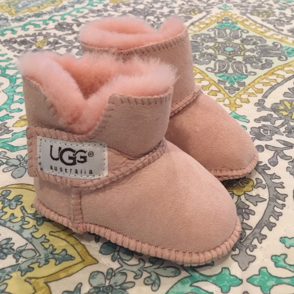 Light pink Baby Ugg boots - 0-6 months