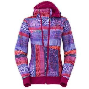 The North Face Tops - The North Face Snow Cone Mashup Thatch Hoodie