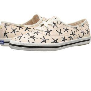 kate spade Shoes - Kate Spade Keds starfish beach vacation sneakers