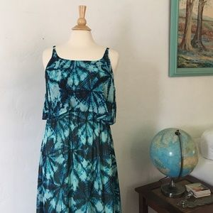 Dresses & Skirts - Indigo Boho  Maxi Dress