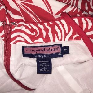 Vineyard Vines Spaghetti Strap Dress