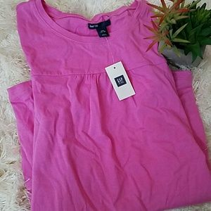 Other - 🌱🌹Long Pink Tee