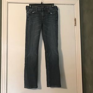 J Crew Matchstick Jeans size 28
