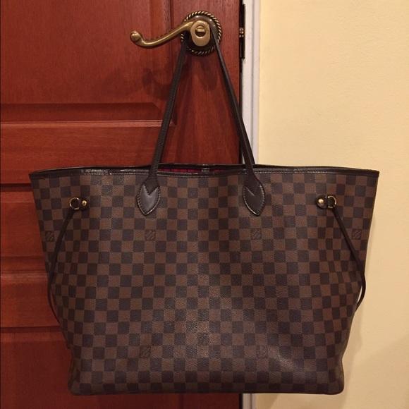 Louis Vuitton Handbags - Authentic Used Louis Vuitton Neverfull GM 7a356a799b7a9