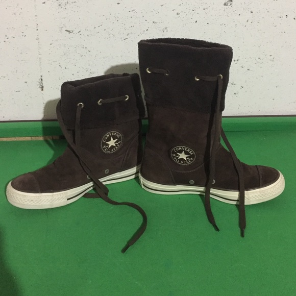 103a35553ae496 Converse Shoes - CONVERSE ALL STAR Andover Boots Sneakers