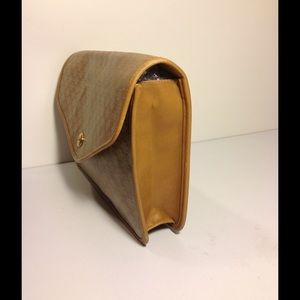 Celine Bags - Celine Macadam Envelope Clutch Handbag