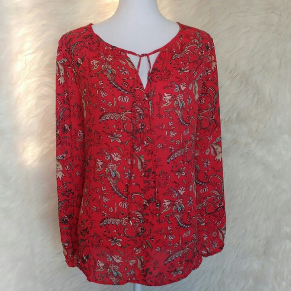 Rose And Olive Tops Blouse Poshmark