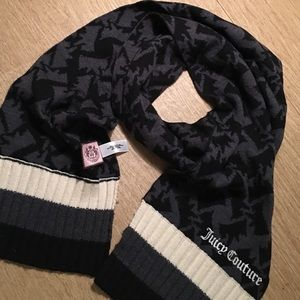 Juicy Couture Printed Scarf