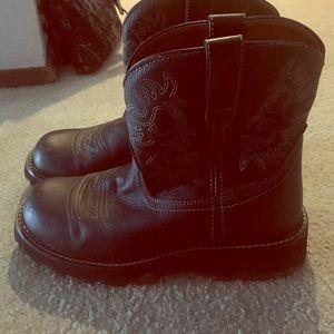 Shoes - Artiat fat baby black boots