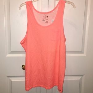PacSun Other - On The Byas PacSun pink basic tank top men's small