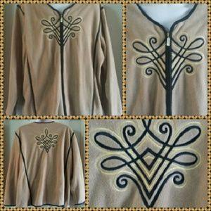 Bob Mackie Jackets & Blazers - CLEARANCE Bob Mackie Wearable Art  Jacket