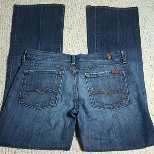 7 For All Mankind Denim - 7 For all mankind  Made in the USA