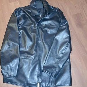 Emporio Armani Other - Men's Leather Coat