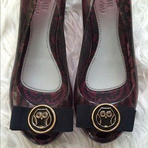 Melissa Shoes - Melissa owl flats