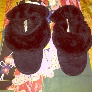 Steve Madden Fur Booties