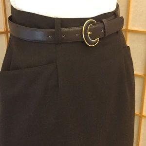Petite Sophisticate Accessories - 🍭Sweet Deals🍭Petite Sophisticate Leather Belt