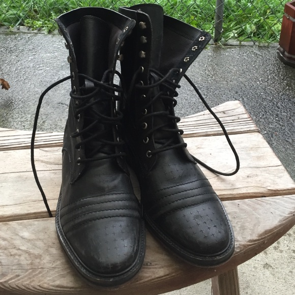 be0d482efc816 Free People Shoes - Free People Sounder Lace up Boot