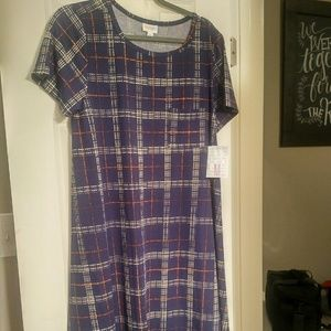 Elegant Collection Plaid Carly
