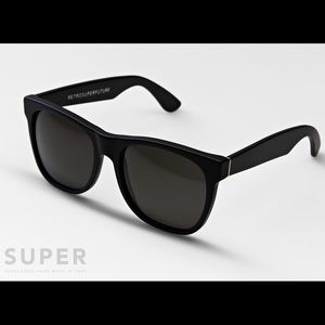 RetroSuperFuture Other - NEW Retrosuperfuture Black Classic Sunglasses NIB