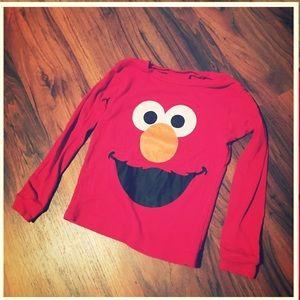 Sesame Street Other - 🎉HP🎉Sesame Streets Elmo Tee