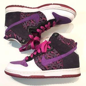 Nike Shoes - Nike Dunk High 6.0 Sneakers