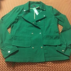 Market & Spruce  Jackets & Blazers - Suva Double Breasted Cargo Jacket