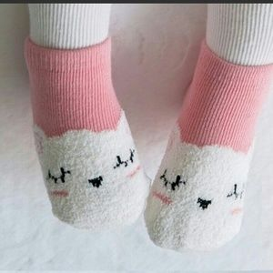 Other - 👸Baby/Toddler Socks-Pink NWT