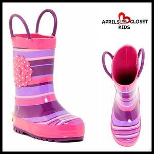 Boutique Other - ❗1-HOUR SALE❗Boots Waterproof Rain Boots