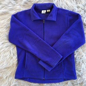 White Sierra Jackets & Blazers - Deep purple jacket- M