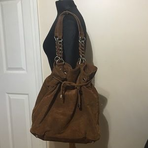 Top shop bucket bag
