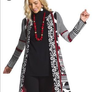 Chico's Sweaters - 💕HP💕Adorable Long cardigan