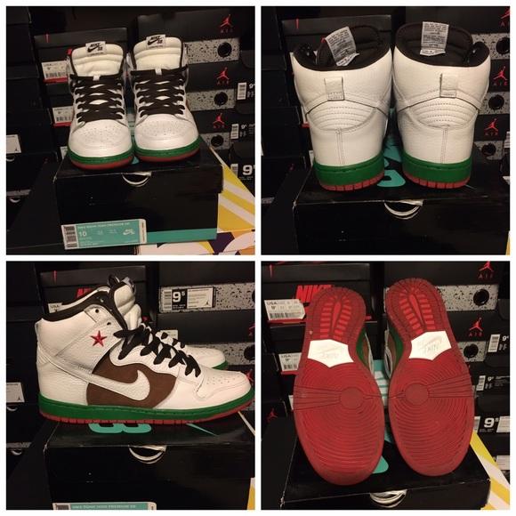 the latest 48869 b9aa7 Used Nike Dunk Hi PRM SB Cali 31st State Sz 10 Men.  M 5876ee415c12f8965302a5c1