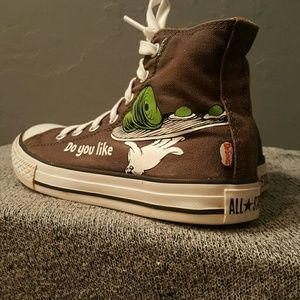 Converse Shoes - Dr. Seuss Green Eggs and Ham Chuck Taylor Shoes 3fa1095d5