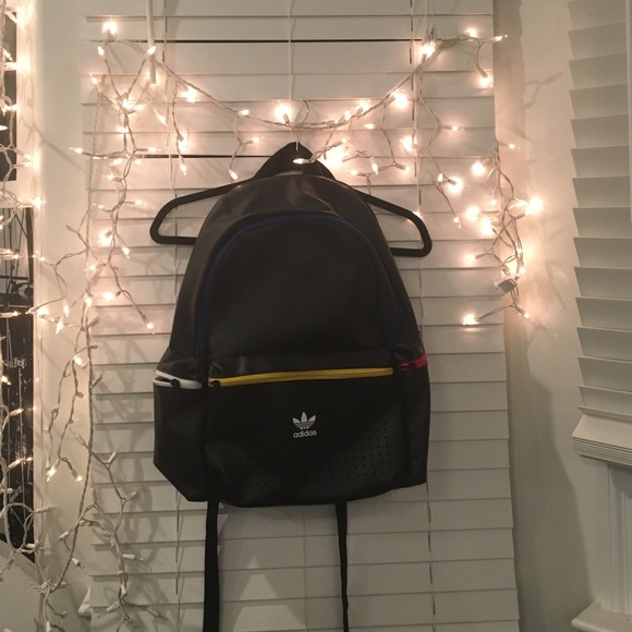 Adidas Handbags - Adidas originals 3 pocket backpack (rare) baf0c24439