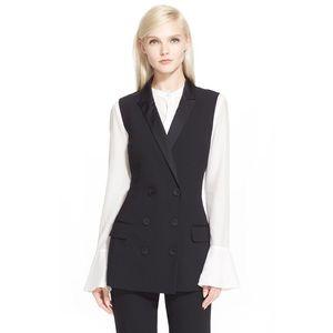 •Rachel Zoe Tuxedo vest size 4•