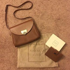 Nina Ricci Handbags - AUTHENTIC NINA RICCI PURSE & WALLET