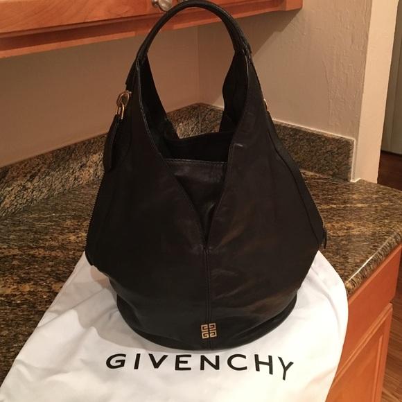 9070871b37 Givenchy Handbags - Authentic Givenchy Hobo Bag (Black)