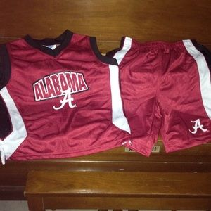 NCAA Other - Boys ALABAMA 2pc set!!
