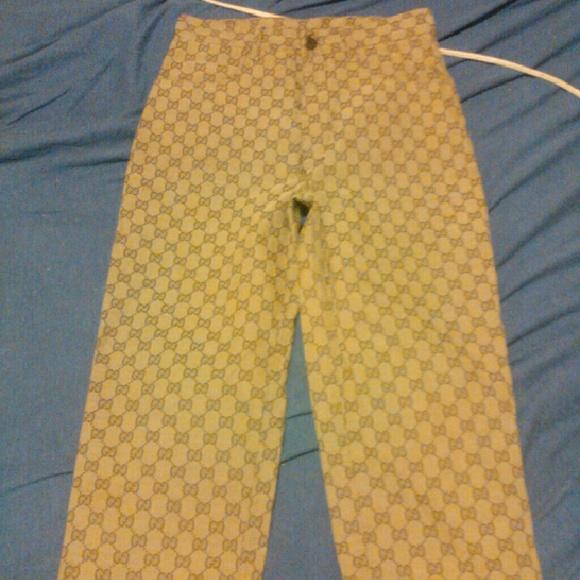 gucci pants. gucci pants - all print.gucci