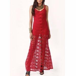 Jen's Pirate Booty Dresses & Skirts - ❤️MAKE OFFER!❤️Jen's Pirate Booty Maxi Dress