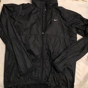 Nike jacket, Black, size Medium