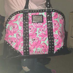 Betsey Johnson tote purse