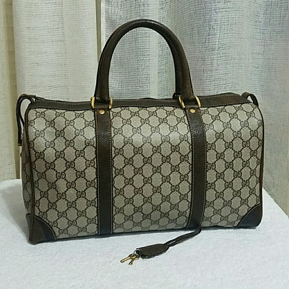 7df6b975683 Gucci Handbags - Authentic Vintage Gucci Doctors Duffle Bag