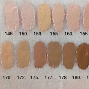 Makeup Forever Makeup Hd Foundation Shade 117 Y225